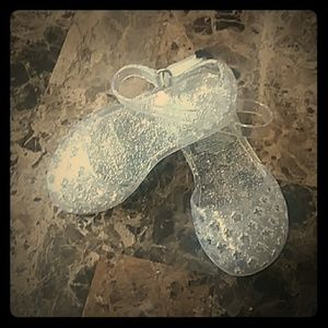 NWOT- Toddler Jelly Shoes